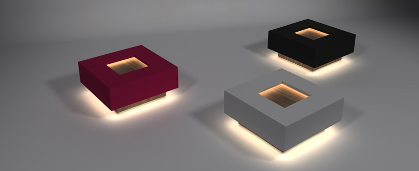 sqeye Lit table, light table